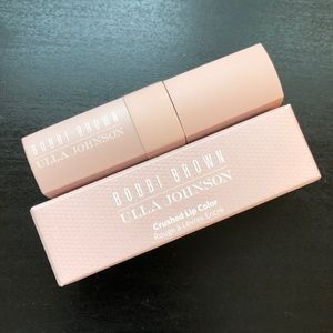 NIB Bobbi Brown Ulla Johnson Crushed Lip Lou Lou